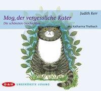 Cover-Bild zu Kerr, Judith: Mog, der vergessliche Kater - Die schönsten Geschichten