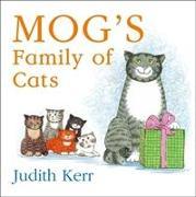 Cover-Bild zu Kerr, Judith: Mog's Family of Cats