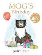 Cover-Bild zu Kerr, Judith: Mog's Birthday