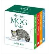 Cover-Bild zu Kerr, Judith: My First Mog Books