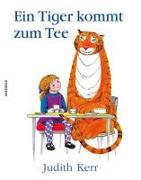 Cover-Bild zu Kerr, Judith: Ein Tiger kommt zum Tee