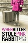 Cover-Bild zu Kerr, Judith: When Hitler Stole Pink Rabbit