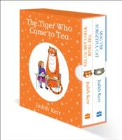 Cover-Bild zu Kerr, Judith: The Tiger Who Came to Tea / Mog the Forgetful Cat