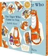 Cover-Bild zu Kerr, Judith: The Tiger Who Came To Tea