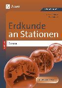 Cover-Bild zu Erdkunde an Stationen Spezial Europa von Heller, Nicole