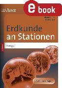 Cover-Bild zu Erdkunde an Stationen Spezial Europa (eBook) von Kempel, Pia