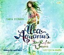 Cover-Bild zu Alea Aquarius 01. Der Ruf des Wassers (4 CD) von Stewner, Tanya