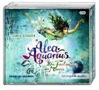 Cover-Bild zu Alea Aquarius 02. Die Farben des Meeres (4 CD) von Stewner, Tanya