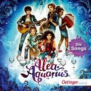 Cover-Bild zu Alea Aquarius. Die Songs von Stewner, Tanya