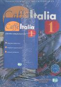 Cover-Bild zu Livello 1: Libro per lo studente + libretto complementare - Caffè Italia. Corso di italiano