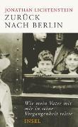 Cover-Bild zu Lichtenstein, Jonathan: Zurück nach Berlin