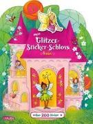 Cover-Bild zu Mein Glitzer-Sticker-Schloss: Feen von Leintz, Laura