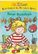 Cover-Bild zu VE 5 Meine Freundin Conni: Kunterbunter Mitmach-Spaß - Natur-Bastelbuch von Leintz, Laura
