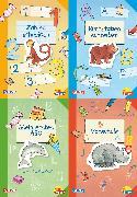Cover-Bild zu Carlsen Verkaufspaket. Pixi kreativ Serie Nr. 8. Fit für den Schulanfang von Leintz, Laura