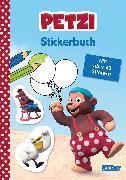 Cover-Bild zu Petzi: Stickerbuch von Leintz, Laura