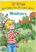Cover-Bild zu VE 5 Meine Freundin Conni: Kunterbunter Mitmach-Spaß - Connis Waldtiere von Leintz, Laura