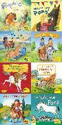 Cover-Bild zu Pixi-Box 259: Ponygeschichten mit Pixi (8x8 Exemplare) von Luhn, Usch