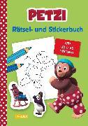 Cover-Bild zu Petzi: Rätsel- und Stickerbuch von Leintz, Laura