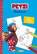 Cover-Bild zu Petzi: Malbuch von Leintz, Laura