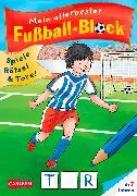 Cover-Bild zu Mein allerbester Fußball-Block von Leintz, Laura