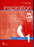 Cover-Bild zu Inspiration 1. Workbook von Garton-Sprenger, Judy