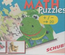 Cover-Bild zu Mathpuzzles. Addition / Subtraktion bis 20
