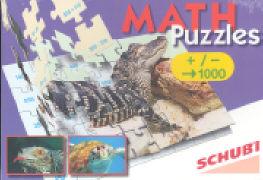 Cover-Bild zu Mathpuzzles. Addition / Subtraktion bis 1000