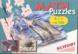 Cover-Bild zu Mathpuzzles. Multiplikation / Division bis 100