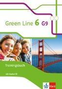 Cover-Bild zu Green Line 6 G9. Trainingsbuch mit Audio-CD Klasse 10