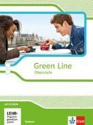 Cover-Bild zu Green Line Oberstufe. Klasse 11/12 (G8), Klasse 12/13 (G9). Schülerbuch mit CD-ROM. Ausgabe 2015. Sachsen