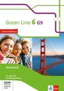 Cover-Bild zu Green Line 6 G9. Workbook. Workbook mit Audio-CDs und Übungssoftware Klasse 10