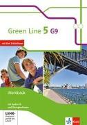 Cover-Bild zu Green Line 5 G9. Workbook mit Audio-CD und Übungssoftware. Klasse 9