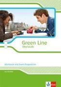 Cover-Bild zu Green Line Oberstufe. Klasse 11/12 (G8), Klasse 12/13 (G9). Grund- und Leistungskurs. Workbook and Exam preparation mit CD-ROM. Ausgabe 2015. Nordrhein-Westfalen