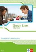 Cover-Bild zu Green Line Oberstufe. Klasse 11/12 (G8), Klasse 12/13 (G9). Workbook and Exam preparation mit CD-ROM. Ausgabe 2015. Bayern