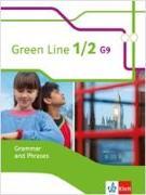 Cover-Bild zu Green Line 1 + 2 G9. Grammar and Phrases 5. und 6. Klasse