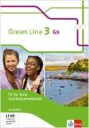 Cover-Bild zu Green Line 3 G9. 7. Klasse. Fit für Tests und Klassenarbeiten mit Lösungsheft und CD-ROM