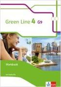 Cover-Bild zu Green Line 4 G9. Workbook mit Audio-CD Klasse 8