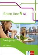 Cover-Bild zu Green Line 4 G9. Trainingsbuch mit Audio-CD