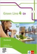 Cover-Bild zu Green Line 4 G9. Workbook mit Audio-CD und Übungssoftware Klasse 8