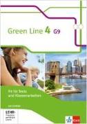 Cover-Bild zu Green Line 4. Fit für Tests und Klassenarbeiten. Arbeitsheft mit Lösungsheft und CD-ROM
