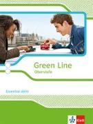 Cover-Bild zu Green Line Oberstufe. Klasse 11/12 (G8), Klasse 12/13 (G9). Essential skills für Oberstufe und Abitur. Ausgabe 2015