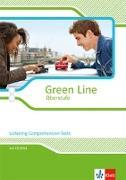 Cover-Bild zu Green Line Oberstufe. Klasse 11/12 (G8), Klasse 12/13 (G9). Listening Comprehension Tests. Arbeitsheft mit CD-ROM. Ausgabe 2015