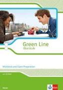 Cover-Bild zu Green Line Oberstufe. Klasse 11/12 (G8), Klasse 12/13 (G9). Workbook and Exam Preparation mit CD-ROM. Ausgabe 2015. Hessen