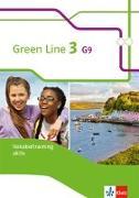 Cover-Bild zu Green Line 3 G9. Vokabeltraining aktiv, Arbeitsheft