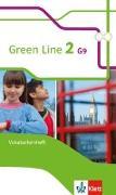 Cover-Bild zu Green Line 2 G9. Vokabellernheft. Neue Ausgabe