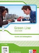 Cover-Bild zu Green Line Oberstufe. Klasse 11/12 (G8), Klasse 12/13 (G9). Grund- und Leistungskurs. Schülerbuch mit CD-ROM. Ausgabe 2015. Nordrhein-Westfalen