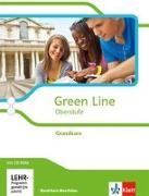 Cover-Bild zu Green Line Oberstufe. Klasse 11/12 (G8), Klasse 12/13 (G9). Grundkurs. Schülerbuch mit CD-ROM. Ausgabe 2015. Nordrhein-Westfalen