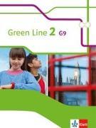 Cover-Bild zu Green Line 2 G9. Schülerbuch. Neue Ausgabe