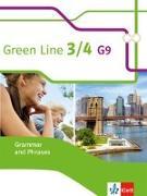 Cover-Bild zu Green Line 3/4 G9. Grammar ans Phrases Klassen 7/8. Ausgabe ab 2015
