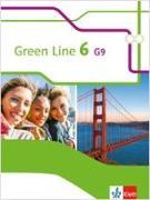 Cover-Bild zu Green Line 6 G9. Schülerbuch Klasse 10. Fester Einband